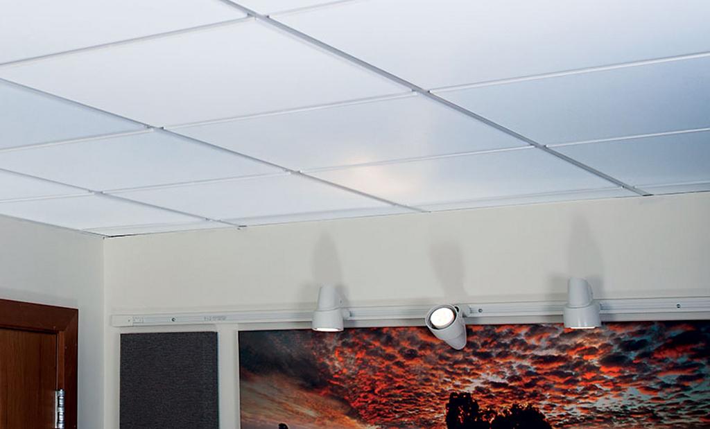 Ceiling Tiles - Microperf Metal