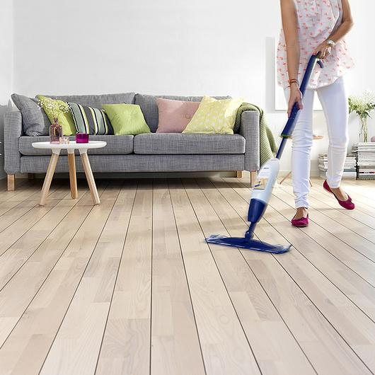 Guide for the Maintenance  of  Wood and Laminate Floors