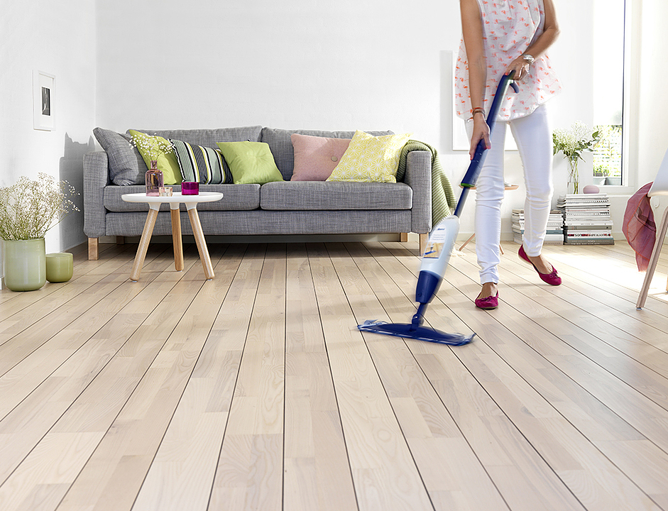 Guide For The Maintenance Of Wood And Laminate Floors From Bona