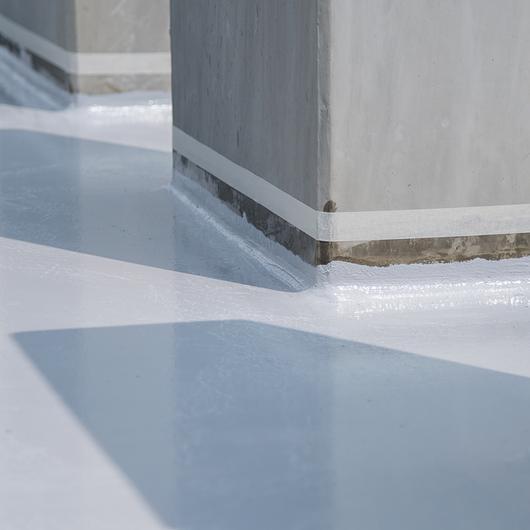 Impermeabilización para cubiertas transitables