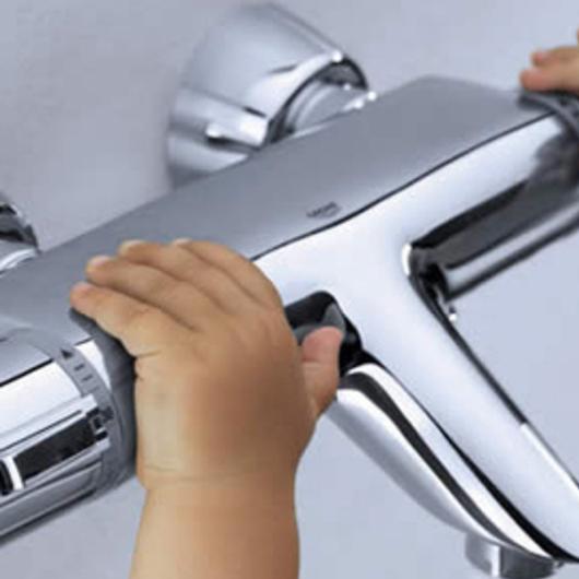 Griferías Grohe/ Tecnología Cool Touch y Digital / Atika