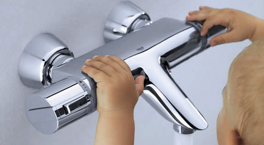 5. Grohe Cooltouch