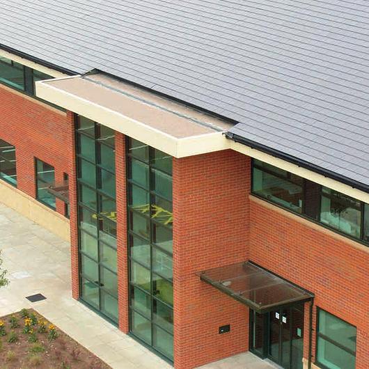 Thin Brick Facade System