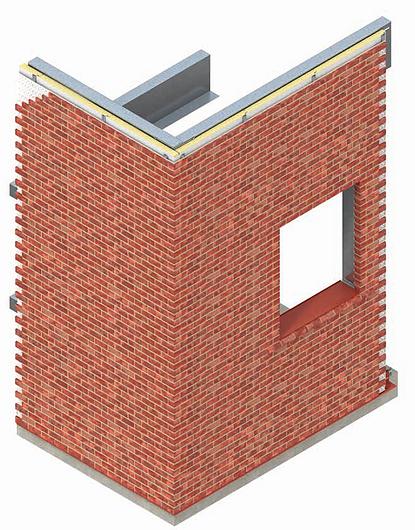 Thin Brick Facade System | Kingspan Panels