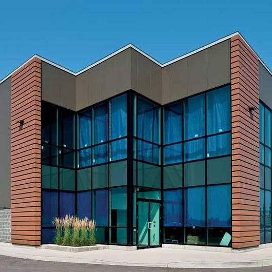 ACM-MCM Facade System / Kingspan Insulated Panels