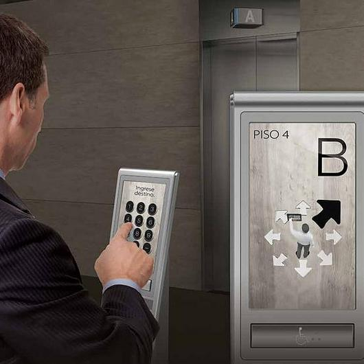 Sistema de gestión para ascensores - CompassPlus™ / Otis