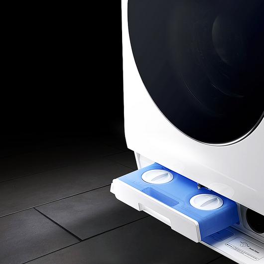 Sistema de Dosificación Automática de Detergente