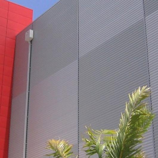 Insulated Wall Panels - Designwall Wave