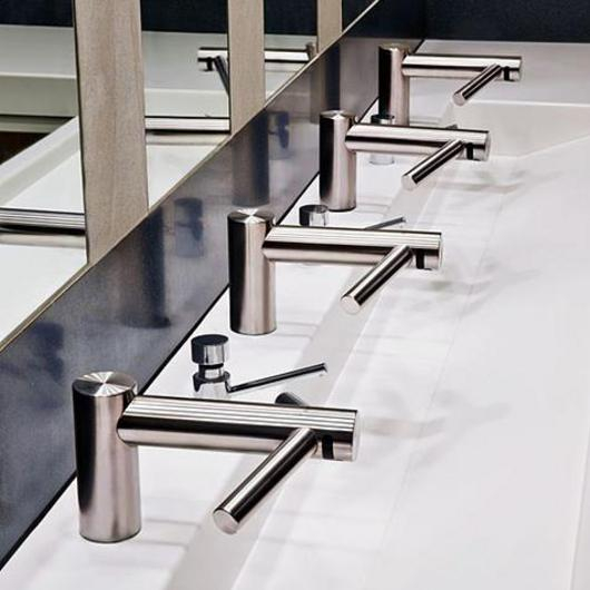 Secador de mãos Dyson Airblade Wash+Dry