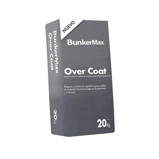 Tratamiento de Juntas BunkerMax Over Coat