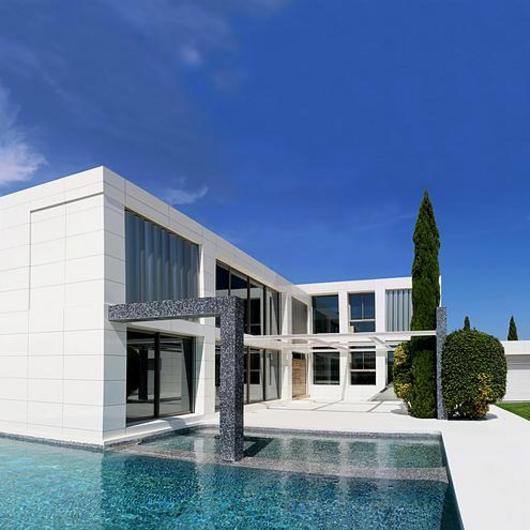 Paneles Fundermax en edificios residenciales / Fundermax