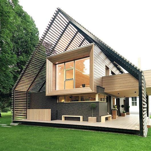 Arquitecto: Holzbau Strigl GmbH © Auftragsfoto.at/Stefan Sappert