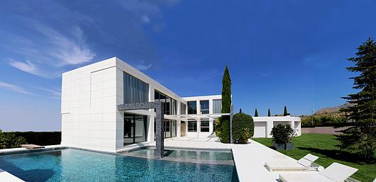 Arquitecto: Initial Control SL © Miguel Angel Raga Martinez