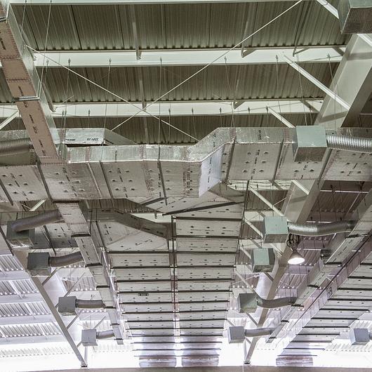 Sistema de dutos leves para ar-condicionado Climaver - Isover / Saint-Gobain