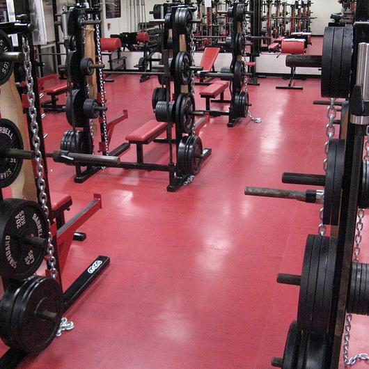 Dropzone Flex Rubber Sports Flooring