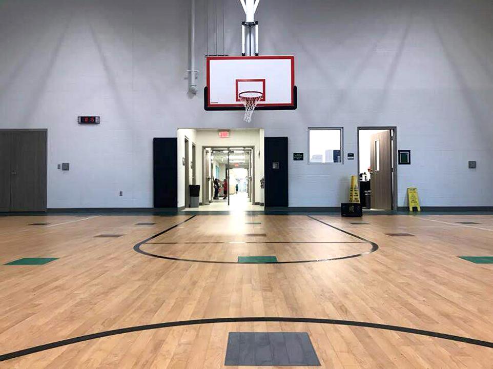 Omnisports 7.1mm Gym Floor