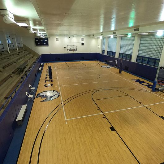 Omnisports 9.4mm Gym Floor