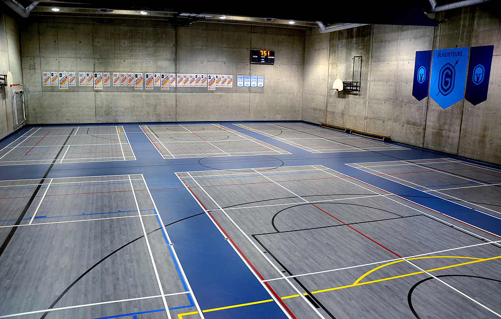 Omnisports 5.5mm Gym Floor