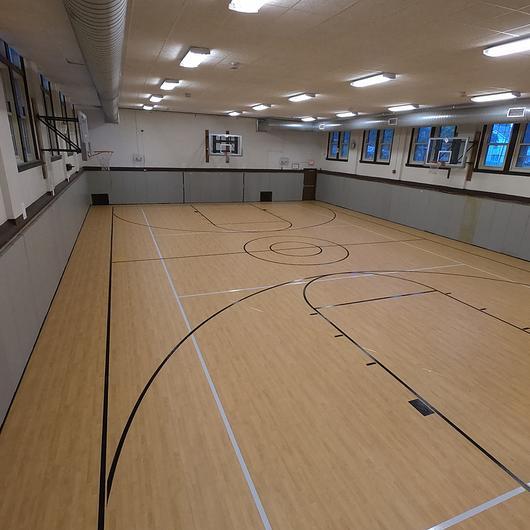 Lumaflex Sports Floor Substructure