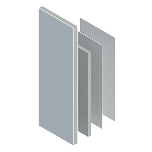 Placa de Yeso-Cartón GYPLAC Extra Resistente - Romeral