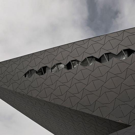 Panel para Fachada EQUITONE [natura] / Etex Colombia