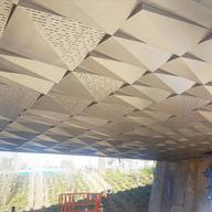 Delta Drop Architectural Ceiling