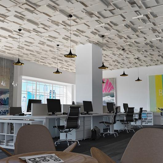SoftPlanes Acoustic Ceilings / Arktura