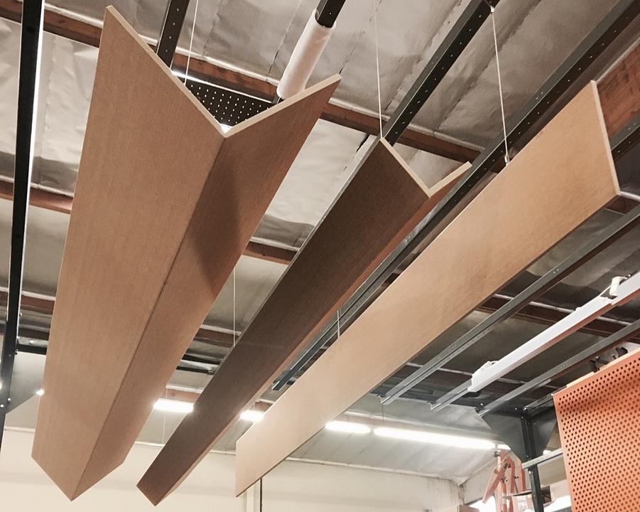 Acoustic Ceilings - SoundAngle