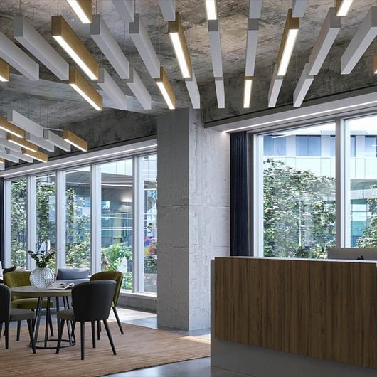 SoundBar Acoustic and Lighting Ceilings