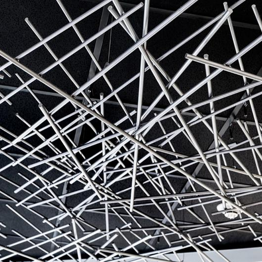 Switch 48 Modular Ceilings / Arktura