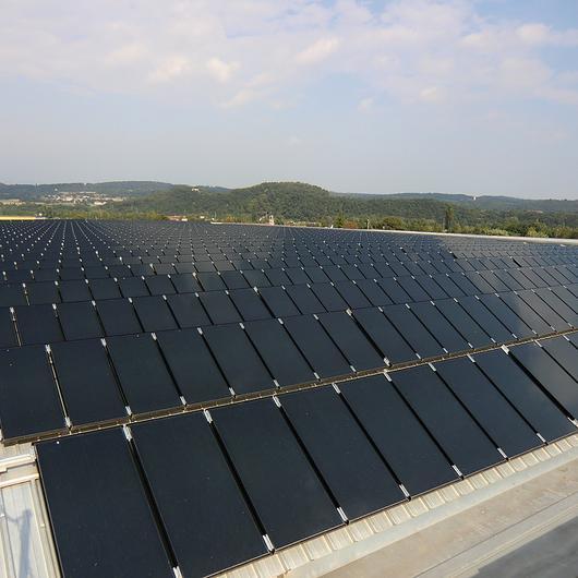 Paneles Solares Planos y de Tubo Vacío / Baxi