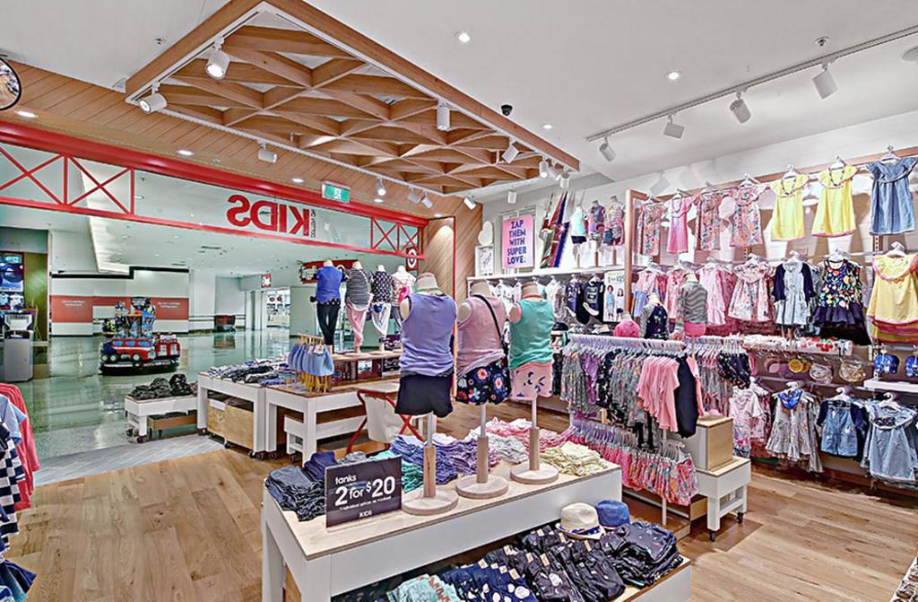 shoe shops macquarie centre