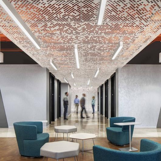 Vapor Family Architectural Ceiling / Arktura