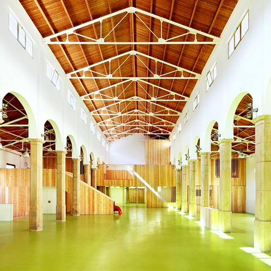 Rubber Flooring - Kayar