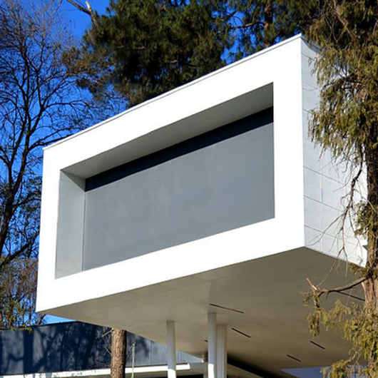 Panel de Fibrocemento para Fachadas Ventiladas e Interiores / Volcan