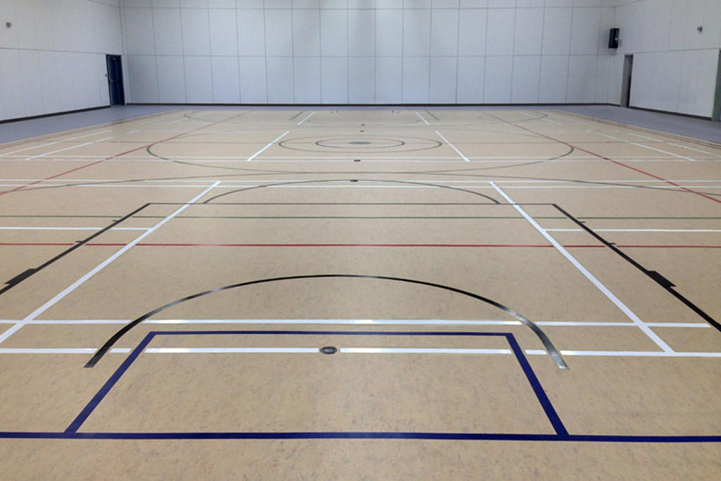 Sports Floor - EcoPure