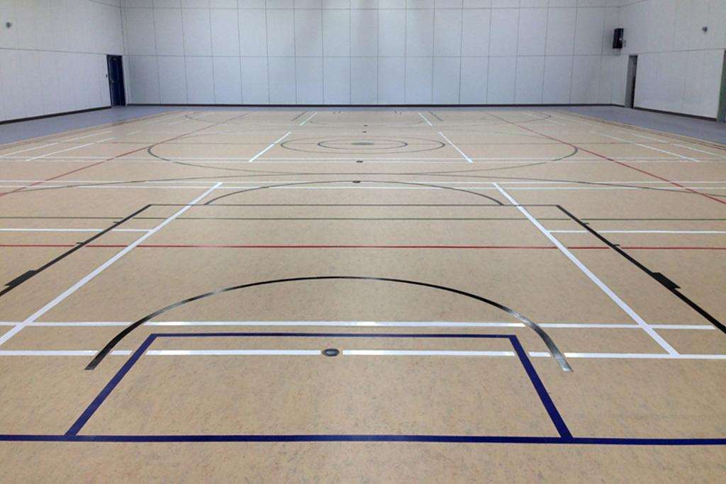 Sports Floor - EcoPure