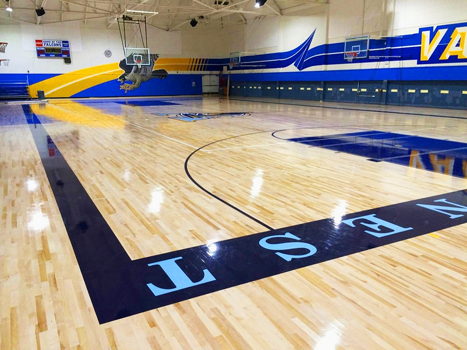 Sports Floor - ClutchCourt Flexlock Panel