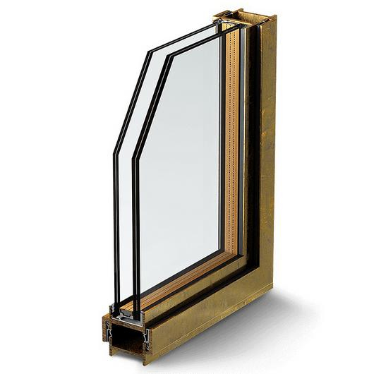 Window Systems - BronzoFinestra B40