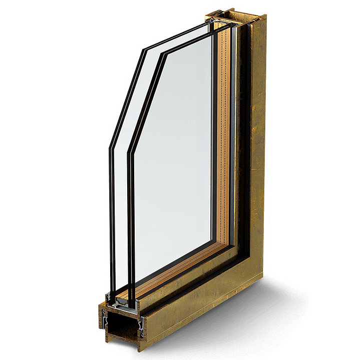 Window Systems - BronzoFinestra B40