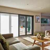 Integrated Doors in Suffolk House