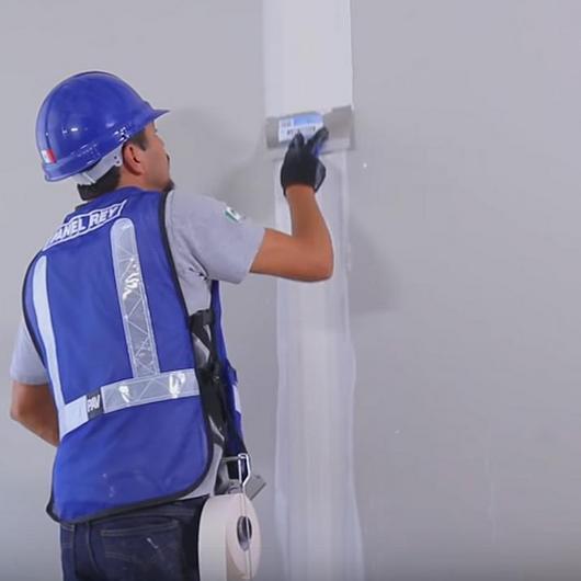 Guía de Instalación de Paneles de Yeso sobre Muros