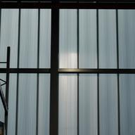 Translucent Facade in Gude GmbH Warehouse
