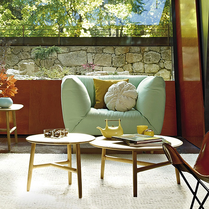 Sofa and Armchairs - Copla