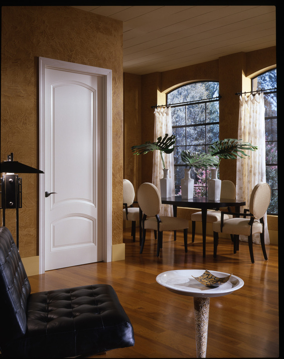 Wooden Doors -  New European Collection