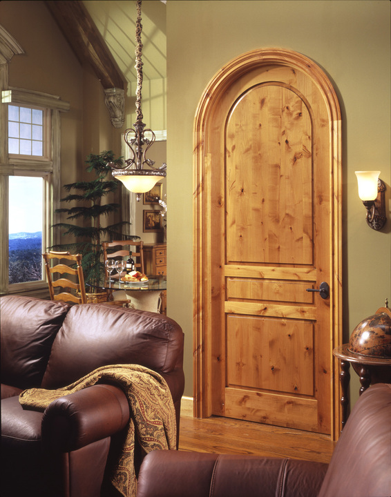 Wooden Doors -  Tuscan Collection