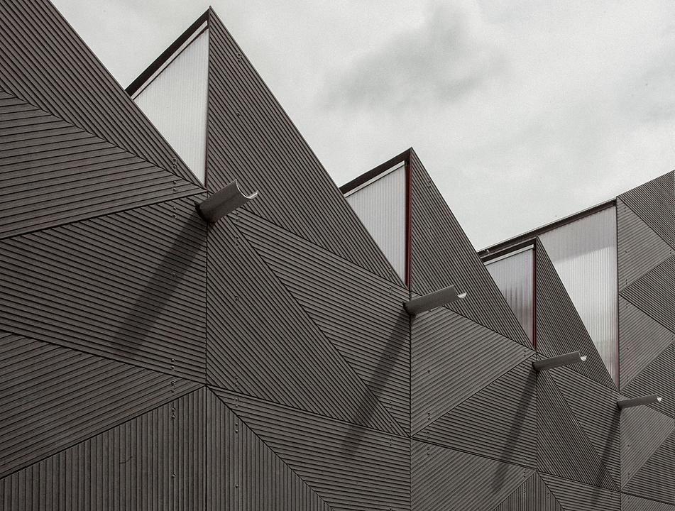 Painel de Fibrocimento para Fachadas - Linha Linea