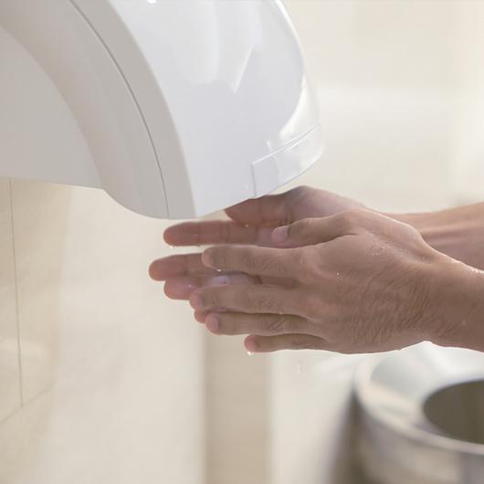 Accesorios para baños públicos / Nibsa