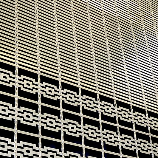Architectural Mesh - LARGO DESIGN / HAVER & BOECKER