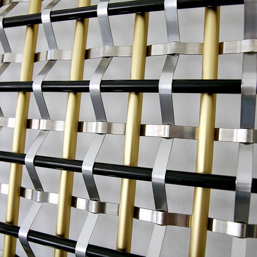 Architectural Mesh - LARGO FORTIS / HAVER & BOECKER